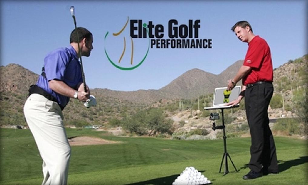 Elite Golf Performance
