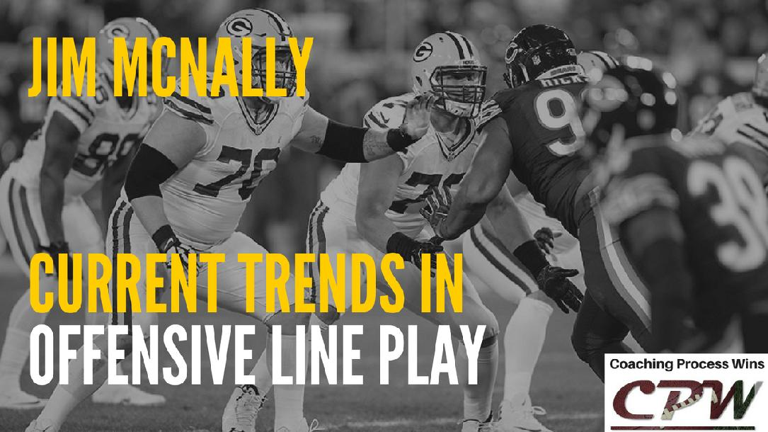 Current Trends in Offensive Line Play
