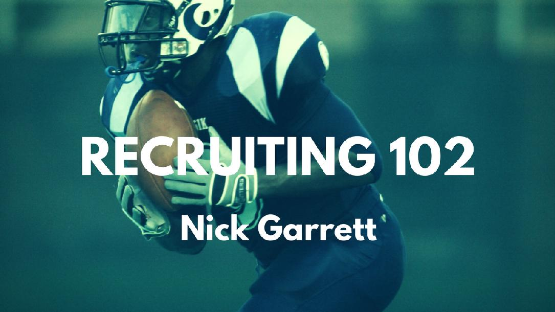 How College Sports Recruiting Works 102