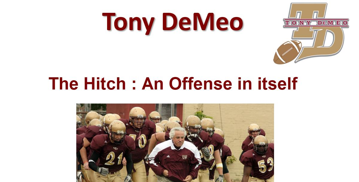 The Hitch - An Offense in itself