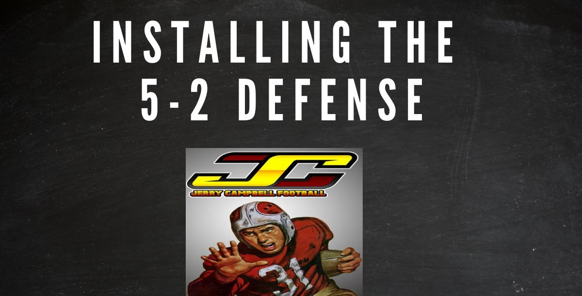 Installing The 5 2 Defense Ebook By Jerry Campbell Coachtube